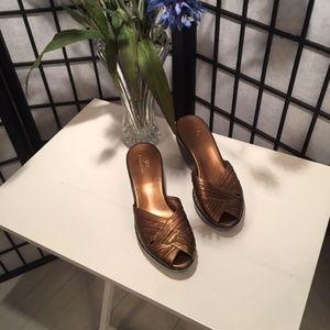 Slip-in Dressy Sandals